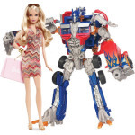 Optimus-Barbie