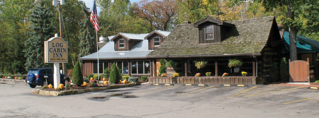 join the 25 year celebration of the log cabin inn