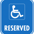 Starting the Conversation – People who Steal Handicap Parking Spaces