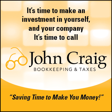 Business spotlight john craig bookkeeping taxes northern a small business must be mindful of its bottom line often to keep within a budget a business owner will try to save some pennies by handling some of the solutioingenieria