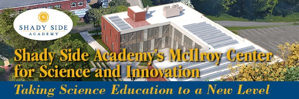 Shady Side Academy's McIlroy Center for Science and Innovation