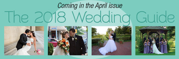 NC Wedding Guide coming in April!